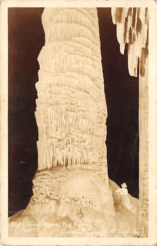 Carlsband Cavern NM
