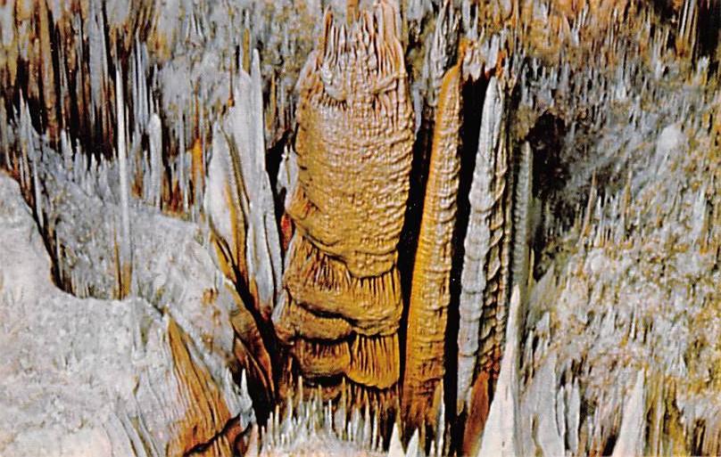 Calrsbad Caverns National Park NM
