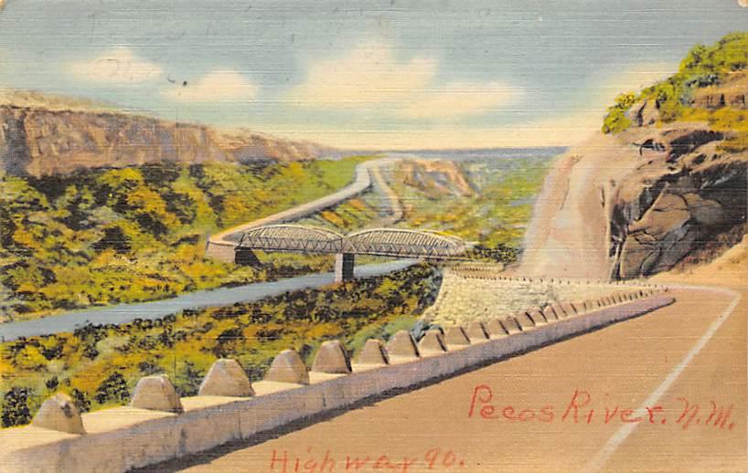 Pecos River NM