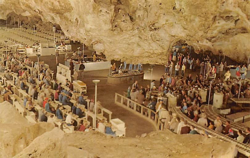 Carlsband Caverns National Park NM