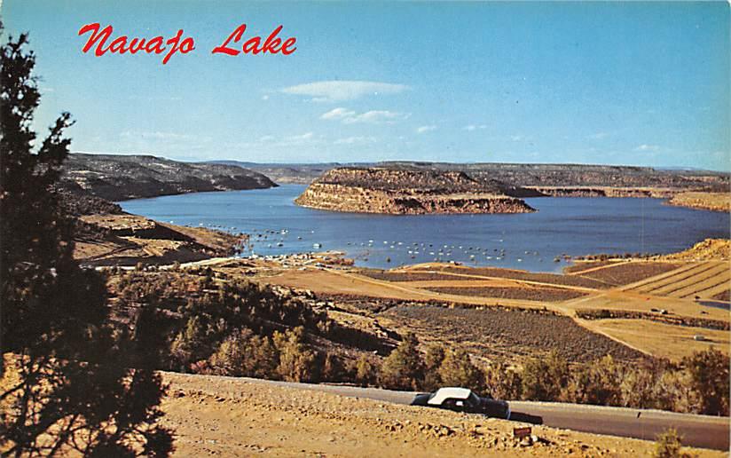Navajo Lake NM
