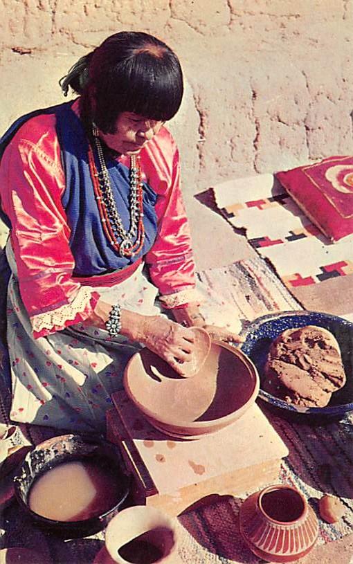 San Iidefonso Pueblo NM