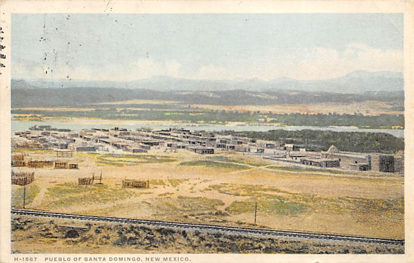 Pueblo of Santa Domingo NM