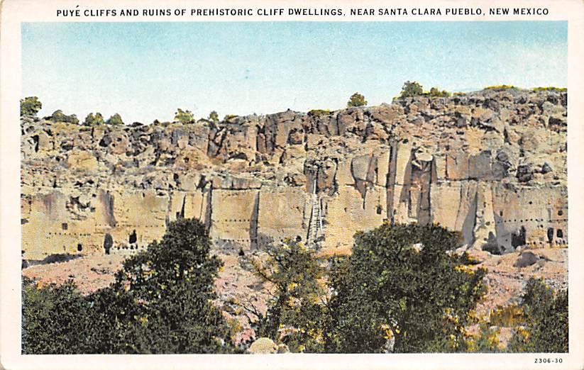 Santa Clara Pueblo NM