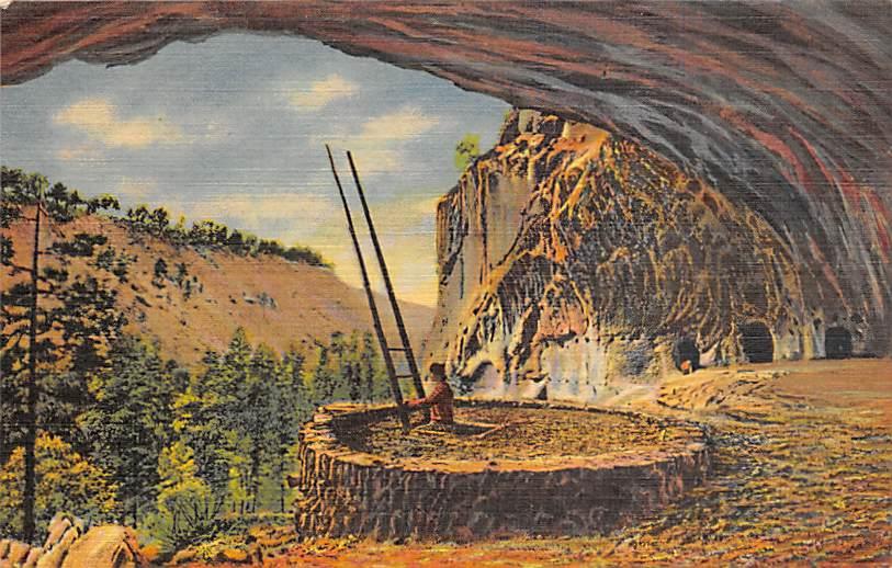 Ritos De Los Frijoles Canyon NM