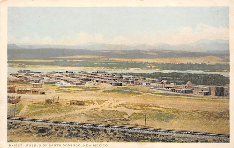 San Domingo NM