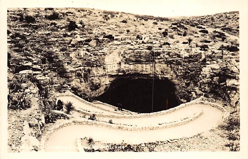 Carslbad Caverns NM