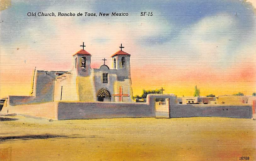 Rancho de Taos NM