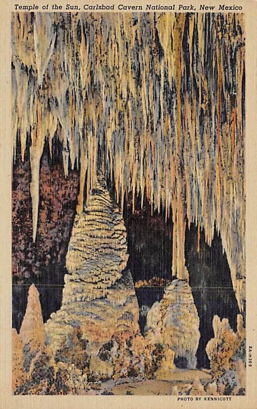 Carlsbad Cavern National Park NM