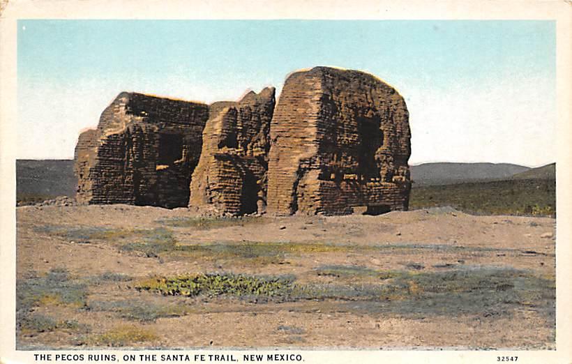 Pecos Ruins NM