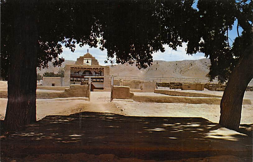 Santo Domingo Indian Reservation NM