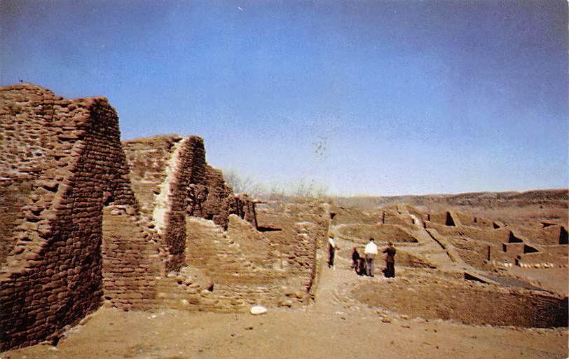 Aztec Ruins, National Monument NM