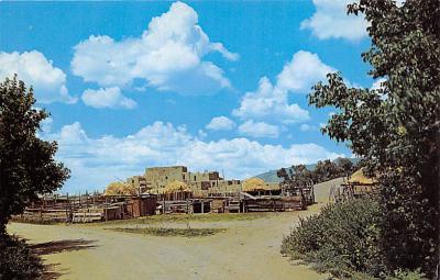 Taos Pueblo NM