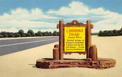 Continental Divide NM
