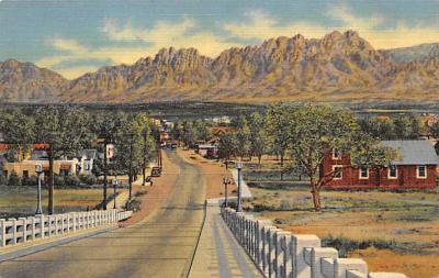 Las Cruces NM