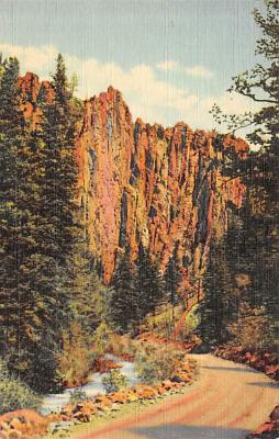Cimarron Cayon NM