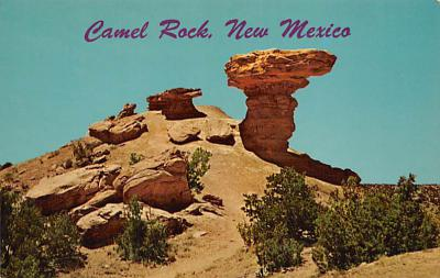 Camel Rock NM