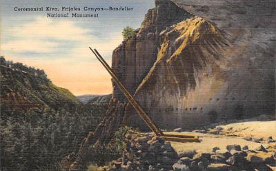 Bandelier National Monument NM