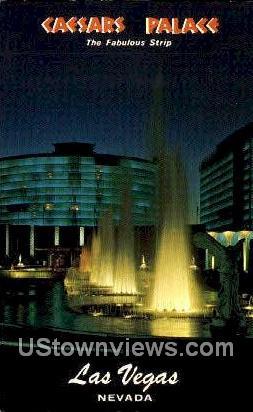 Caesars Palace - Las Vegas, Nevada NV Postcard