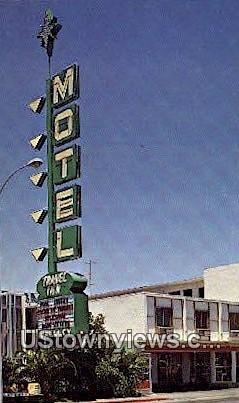 Travel Inn Motel - Las Vegas, Nevada NV Postcard