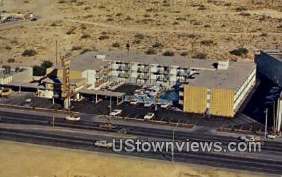 Imperial 400 Motel - Las Vegas, Nevada NV Postcard
