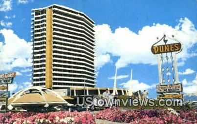 Hotel Dunes - Las Vegas, Nevada NV Postcard