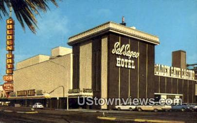 Golden Gate Casino - Las Vegas, Nevada NV Postcard