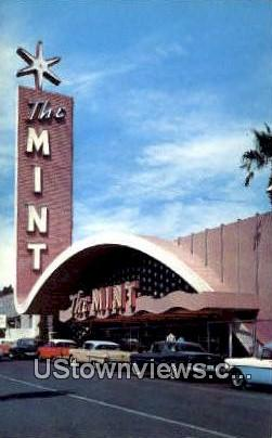The Mint - Las Vegas, Nevada NV Postcard