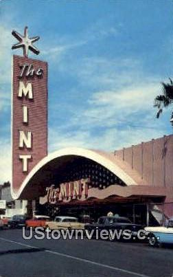 The Mint - Las Vegas, Nevada NV Postcard