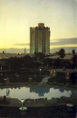 Sands Hotel and Casino - Las Vegas, Nevada NV Postcard