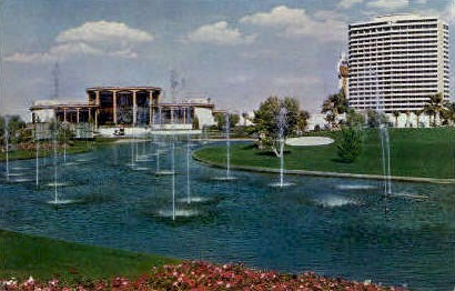 The Dune's Hotel and Country Club - Las Vegas, Nevada NV Postcard