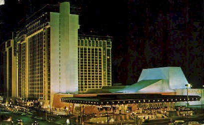 MGM Grand Hotel - Las Vegas, Nevada NV Postcard