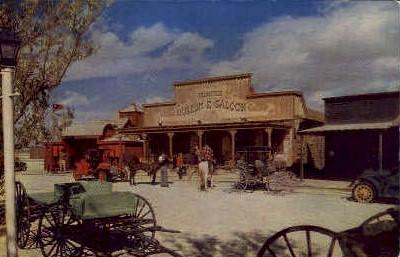 Last Frontier Village - Las Vegas, Nevada NV Postcard