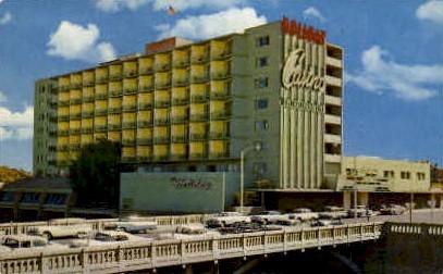 Newt Crumley's Holiday Hotel - Reno, Nevada NV Postcard