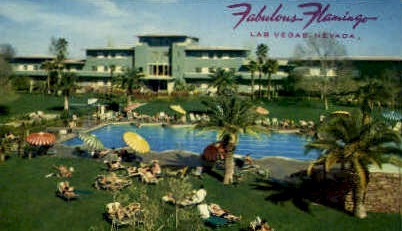 Fabulous Flamingo - Las Vegas, Nevada NV Postcard