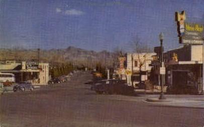 Boulder City, Nevada, NV Postcard