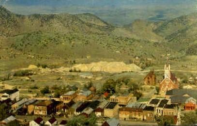 Virginia City, Nevada, NV Postcard