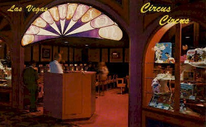 Circus Circus II - Las Vegas, Nevada NV Postcard
