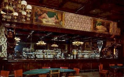 The Million Dollar Gambling Hall - Las Vegas, Nevada NV Postcard