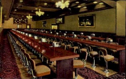Bingo Room The Golden Nugget - Las Vegas, Nevada NV Postcard