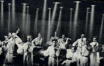 Arturo Romero Magic Violins Villafontana - Las Vegas, Nevada NV Postcard