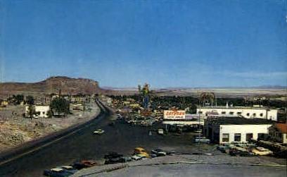 Wendover - Nevada NV Postcard