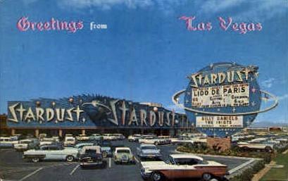 Stardust Hotel - Las Vegas, Nevada NV Postcard