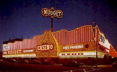 The Nugget - Carson City, Nevada NV Postcard