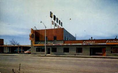 Wagon Wheel - Wells, Nevada NV Postcard
