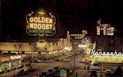 Union Pacific Railroad - Las Vegas, Nevada NV Postcard