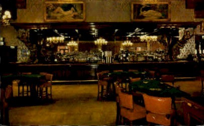 Golden Nugget Gambling Hall - Las Vegas, Nevada NV Postcard