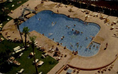 Riviera Hotel - Las Vegas, Nevada NV Postcard