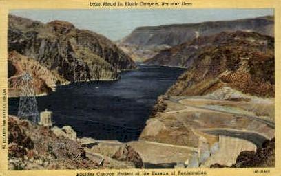 Lake Mead - Nevada NV Postcard