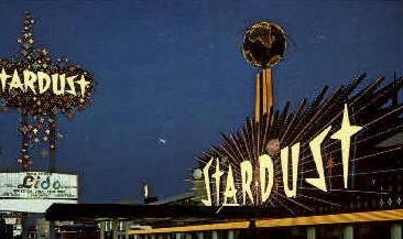 Stardust - Las Vegas, Nevada NV Postcard